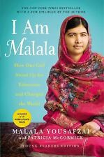 I AM MALALA - NEW PAPERBACK BOOK