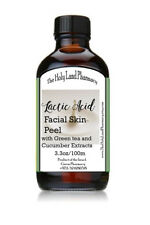 LACTIC ACID MD GRADE CHEMICAL PEEL with Green tea  Extract   20%- 80% 100ml