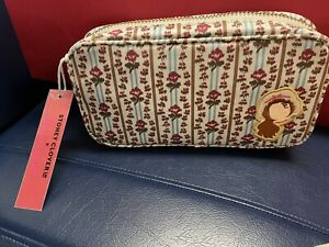 American girl Stoney  clover lane small pouch Felicity Brand New & Sold Out