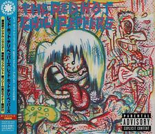 RED HOT CHILI PEPPERS s/t (1984) +5 JAPAN CD OBI TOCP-67153 Jane's Addiction