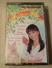 Cassette Tape K7 Sealed Ariane Chante pour les tout petits Dorothée AB 0091 4
