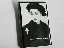 LISA STANSFIELD AFFECTION Early Collectible Audio Cassette