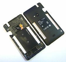 Nokia Lumia 625 Mittelrahmen Cover Kamera Camera Glas Middleframe LED Blitz Flex