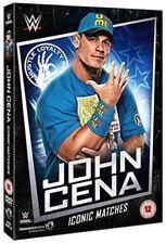 WWE John Cena - Iconic Matches 5030697036797 DVD Region 2
