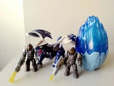 Mega Bloks PREDAVOR  Dragons Universe blue