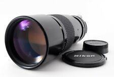 Nikon Nikkor 300mm f/4.5 Ai-s MF Telephoto Lens Ais Excellent from Japan