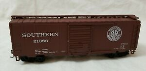 WALTHERS HO 40' PS1 BOXCAR SOUTHERN RY 21386 - RTR w/KNUCKLE COUPLERS