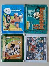 Panini Sports Packets Brazil Pack Bustine Pochette Packets Tuten