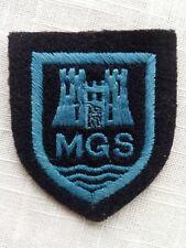 Mills Grammar School cap badge
