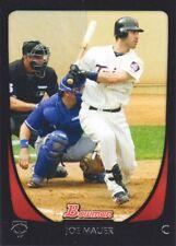 2011 Bowman Baseball #35 Joe Mauer Minnesota Twins