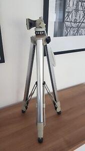 Linhof Stativ Profistativ + Reportkopf, 152 cm, 1,9 kg