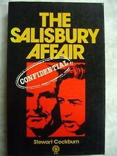 The Salisbury Affair Stewart Cockburn Harold Don Dunstan 1979 SA Politics pb b79