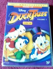 Disney's DuckTales 25th Anniversary Edition Volume 1 (3 Disc Set) DVD (NEW)