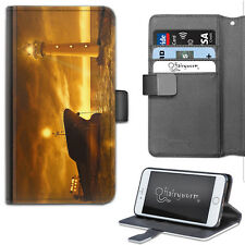 Lighthouse Funda para Teléfono, Flip de Cuero Artificial, Samsung ,Apple, sony