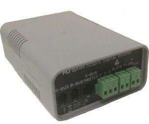 MZSpro Digital BOOSTER 8 A alle Protokolle, alle Spuren, LGB, H0, Z Lenz LZV 0