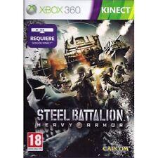 Steel Battalion Heavy Armor (Xbox 360 Kinect Nuevo)
