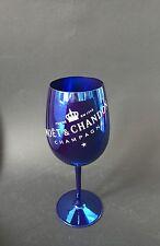 Moët Chandon Imperial Blue Glas Champagner ECHTGLAS Gläser NEU OVP Ibiza