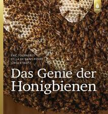 Das Genie der Honigbienen von Éric Tourneret (Gebundene Ausgabe)