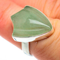 Prehnite 925 Sterling Silver Ring Size 6.5 Ana Co Jewelry R62486F