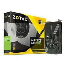 Zotac GeForce GTX 1060 3gb Mini Zt-p10610a-10l Three DP HDMI DVI Scheda...