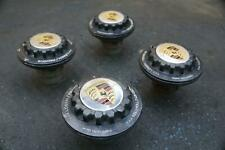 Set of 4 Central Locking Hub Cover Cap 99134125101 99136130700 Porsche 911 14-16