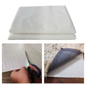 Anti Slip PVC Tablecloth Underlay Adjustable Foam Mat Tea Table Cloth Non-slip