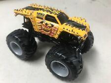 Hot Wheels Monster Jam 1:64 Scale Max D Maximum Destruction Yellow