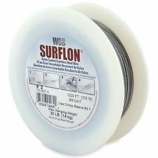 Wire & Cable Specialties Surflon Nylon Coated Stainless Steel Crimping Pictur...