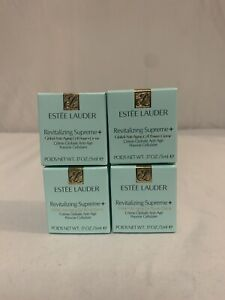 4 X Estee Lauder Revitalizing Supreme+ Global Anti-Aging Cell Power Crème 5ml EA