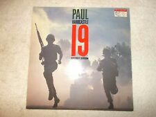 Vinyl 12 inch Record Single Paul Hardcastle 19 1985 Extended Version C