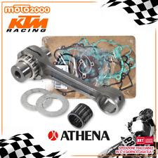 REVISIONE BIELLA GUARNIZIONI MOTORE ATHENA KTM SX EXC 125 2002 2005 HUSQVARNA TC