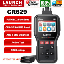LAUNCH X431 PRO ABS SRS SAS BMS Oil Reset OBD2 Code Reader Diagnostic Scanner