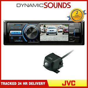 JVC KD-X561DBT MP3 Car Stereo Bluetooth DAB USB Aux & Reverse Camera