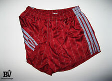 VINTAGE MEN'S ADIDAS RUNNING GLANZ NYLON SPRINTER SHORTS GYM ATHLETIC SIZE L/7