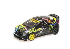 Ford Fiesta RS WRC Monza 2012 Rossi / Cassina #46 1:18 Minichamps 151120846 NEU