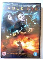 61628 DVD - Eagle Eye [NEW & SEALED]  2008  DSL 1559