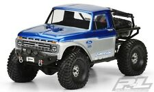 """Pro-Line 3464-00 1966 Ford F-100 Clear Body Axial SCX10 Trail Honcho 12.3"""" 313mm"""