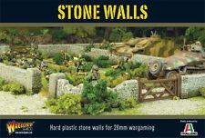 BOLT ACTION Murs de pierre 28mm (plastique)