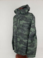 Oakley Mens snow shell Jacket Winter Coat 15K/3L Green Camou NWT Large MSRP $390
