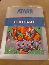 REALSPORTS FOOTBALL for ATARI 5200 ▪︎ COMPLETE IN BOX ▪︎ FREE SHIPPING ▪︎