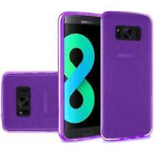 Étuis, housses et coques violet transparent Samsung Galaxy S8 pour téléphone mobile et assistant personnel (PDA)