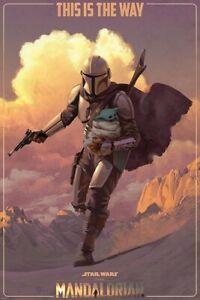 Star Wars Poster Rise of Skywalker Galactic Encounter 61x91.5cm
