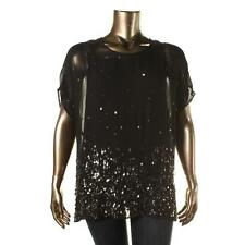 Career Plus Size 100% Silk Tops & Blouses for Women