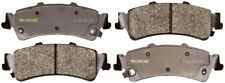 For Cadillac DeVille Chevy Astro GMC Safari Rear Disc Brake Pad Set Monroe