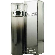 Men JUST ME by Paris Hilton 3.3 oz  3.4 oz 100 ml EDT Spray NEW in Box