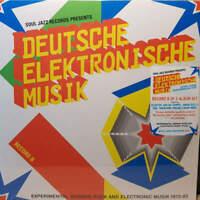 Various Deutsche Elektronische Musik (Experimental German Rock And Electronic Mu