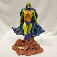 DC COMICS ALEX ROSS MARTIAN MANHUNTER COLD-CAST STATUE JUSTICE LEAGUE JLA Bust