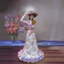 Beautiful Day Elegant Era Victorian Lena Liu Bell  Bradford Exchange