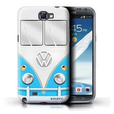 Housses et coques anti-chocs bleus Samsung Galaxy Note pour téléphone mobile et assistant personnel (PDA)