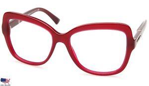 D&G Dolce & Gabbana DG4244 2681/8G BURGUNDY SUNGLASSES (Frame Only, No Lenses)